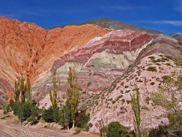 Cerro Siete Cores Purmamarca FONTE: taringa.net