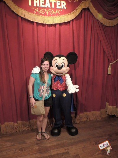 Meu amigo Mickey rs