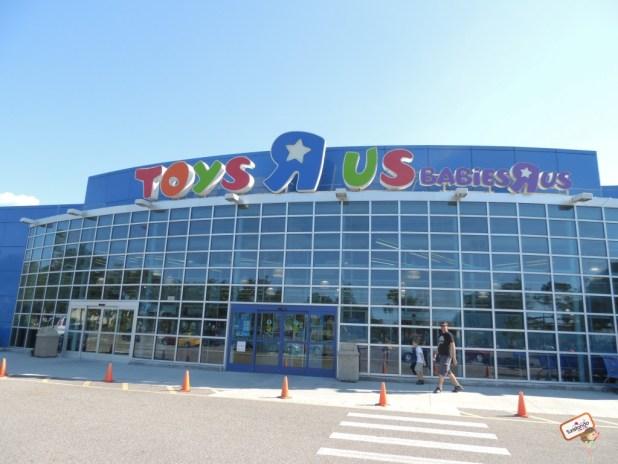 Toys R Us, um paraíso em brinquedos!!