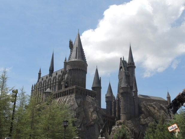O Castelo do Harry Potter