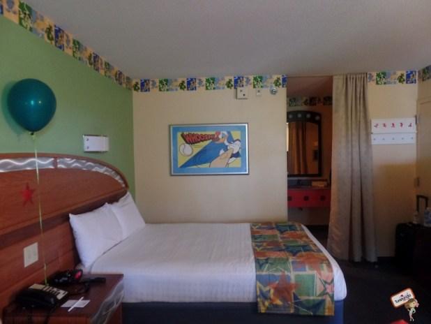 Mais uma foto do quarto
