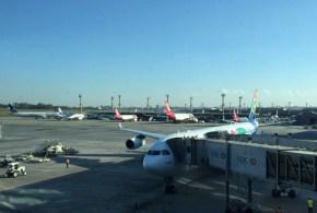 Conhecendo o terminal 3 no aeroporto de Guarulhos