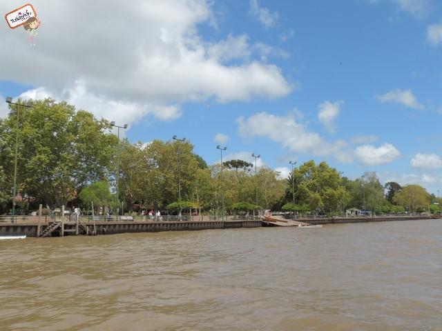 Passeio por Tigre - Buenos Aires