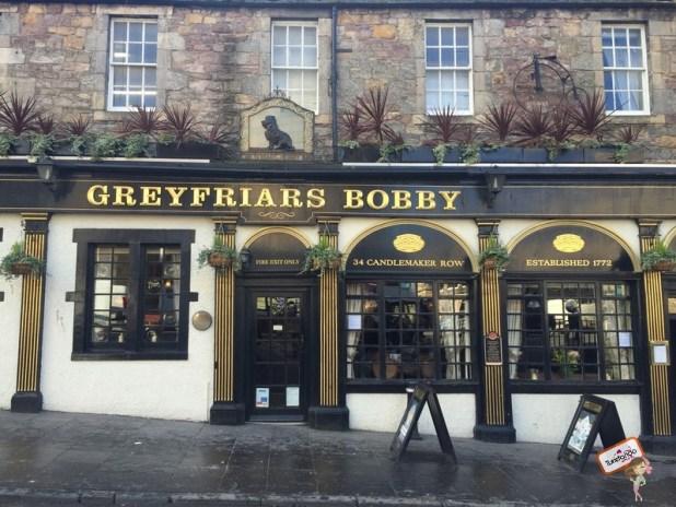 Greyfriars Pub