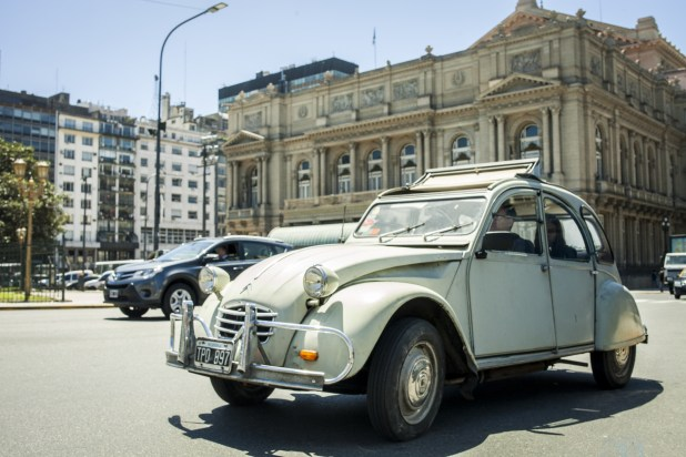 Tour Aires Buenos - Lado B