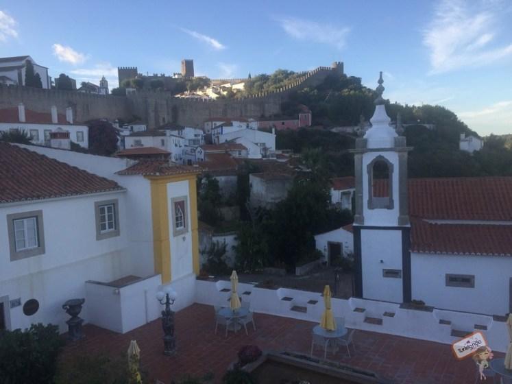 óbidos roteiro em portugal