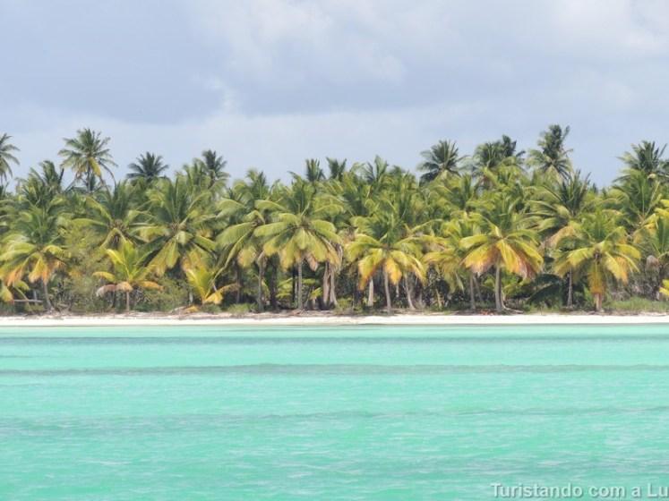 Ilha de Saona em Punta Cana