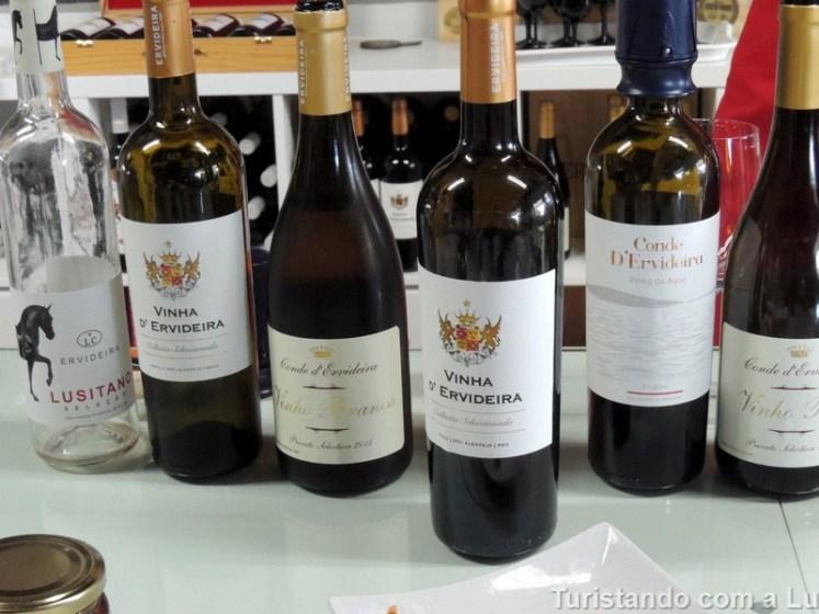 vinícola ervideira