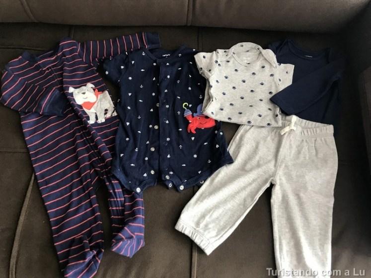 maternidade roupas carters