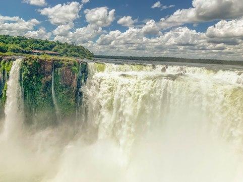 viagem para Foz do Iguaçu