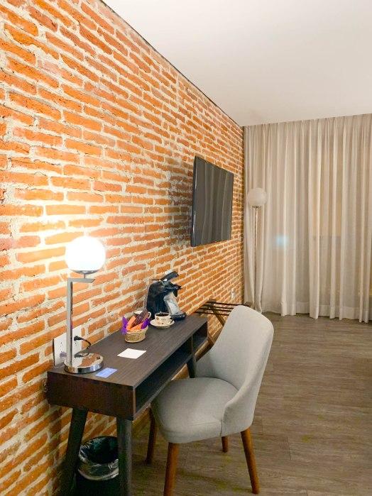 hotel na cidade amuralhada em cartagena