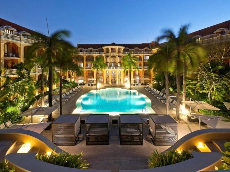 hotel sofitel legend santa clara em cartagena das índias