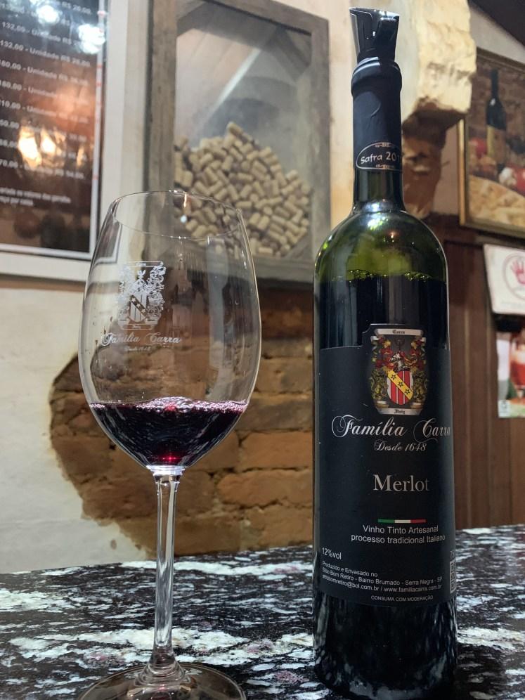 degustação de vinhos em serra negra