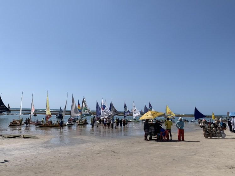 praias em Porto de Galinhas
