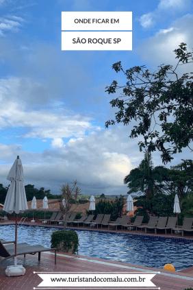 Definir onde ficar em São Roque pode te convencer que passar mais que um dia na cidade vale a pena. Um pra curtir o hotel e outro para os vinhos!