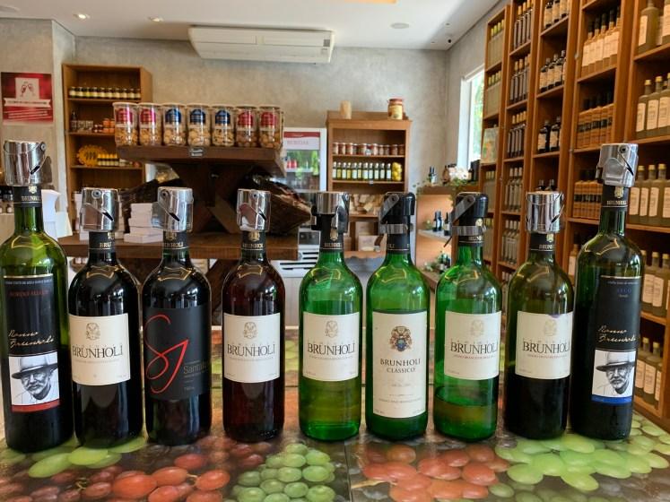 Rota do vinho Jundiaí