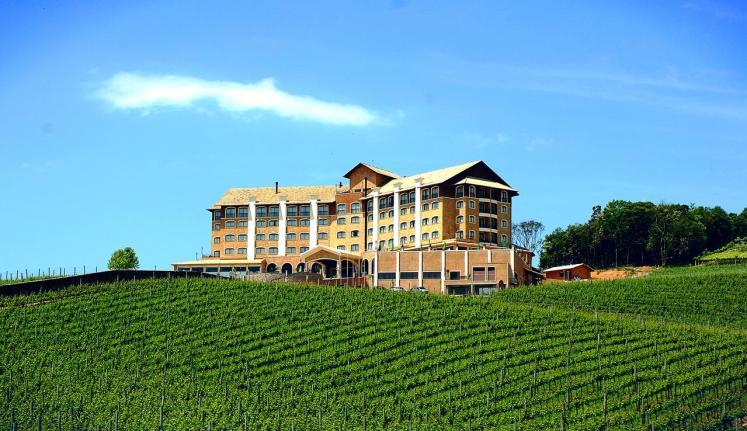 Hotel e SPA do Vinho