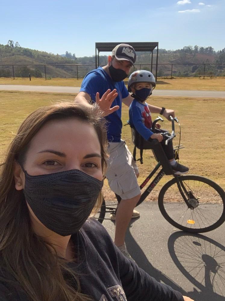 Viagem com crianças
