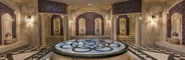 Traditional Turkish Baths