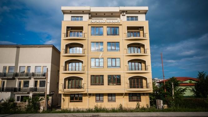 Capacitate 46 Adulți și 24 Copii în 12 Spații De Cazare Apartamentele Cartagena