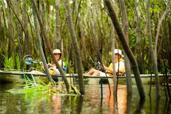 El Amazonas o la selva de Costa Rica son destinos frecuentes del ecoturismo.