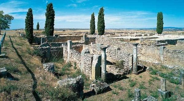 La ciudad Romana de Clunia