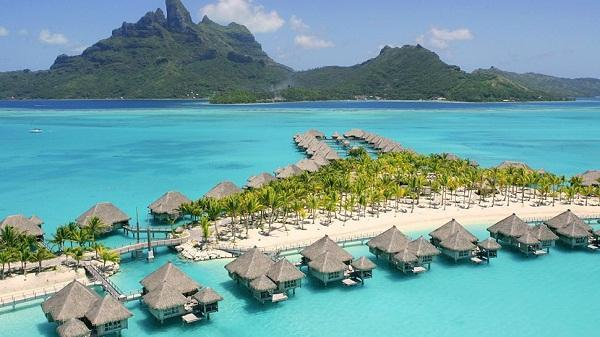 El St. Regis Bora Bora Resort