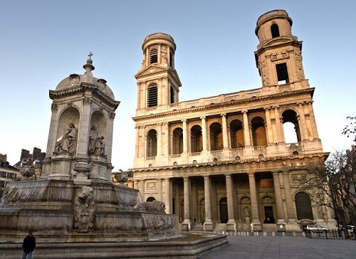Place St-Sulpice