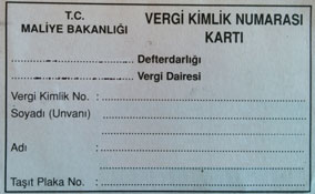 turkish-tax-number