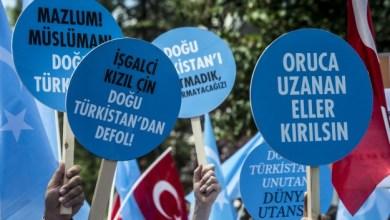 Photo of تواصل الاحتجاجات في أغلب المدن التركية ضد قمع مسلمي الأيغور بالصين