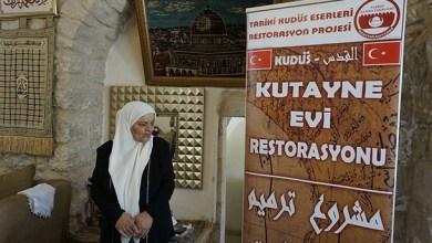 Photo of جمعية تركية ترمم 45 مسجداً و70 منزلاً تاريخياً في القدس وفلسطين
