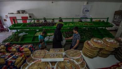 Photo of اللاجئون السوريون في المخيمات التركية يستعدون لاستقبال عيد الفطر