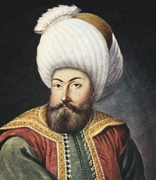السلطان عثمان الغازي - قديم