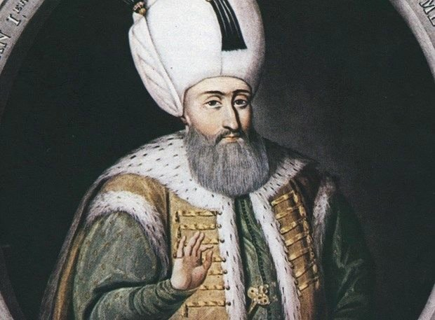 السلطان سليمان القانوني - قديم