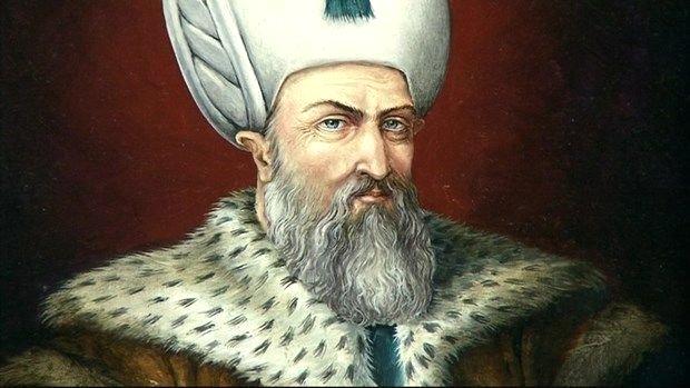 السلطان سليمان القانوني - حديث