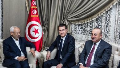 Photo of الغنوشي يلتفي في تونس وفدا تركيا رفيع المستوى