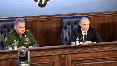 Photo of في تحدٍ لواشنطن.. بوتين يأمر بتعزيز قدرات بلاده النووية
