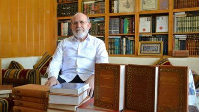 "Photo of مؤرخ سوري يُفهرس قرابة الـ5 آلاف مخطوطة ""وفاء"" للعثمانيين"