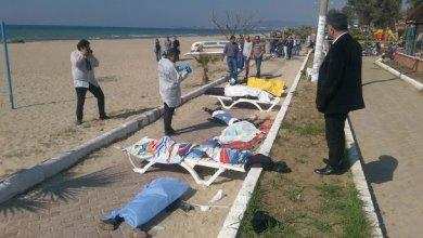 Photo of انتشال 11 جثة عقب غرق قارب مهاجرين في بحر إيجه غرب تركيا