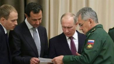 Photo of بوتين يعلن من سوريا انسحاب قواته ويلتقي بالأسد في قاعدة حميميم