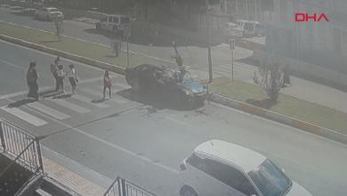 Photo of شاهد .. سائق يصدم أم و طفليها في انطاليا بطريقة مرعبة