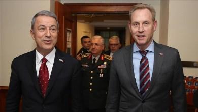 Photo of أكار يبحث مع نظيره الأمريكي التعاون الدفاعي والملف السوري