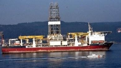 Photo of السفينة التركية الثانية تبدأ التنقيب عن النفط في منطقة البحر الأبيض المتوسط