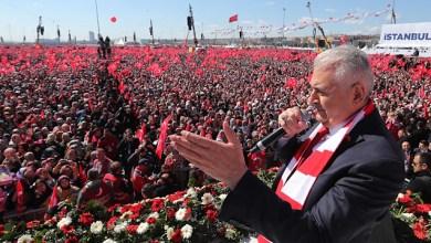 Photo of أمام حشد كبير من مناصريه.. بماذا وعدهم يلدريم وماذا عن إسطنبول؟
