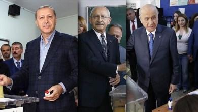 Photo of ماراثون الساسة الأتراك قبيل الانتخابات المحلية في البلاد