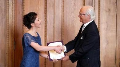 "Photo of باحثة تركية تفوز بجائزة ""الأسرة الملكية"" في السويد"