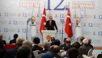 Photo of أردوغان: ندعو كافة الدول للتعامل بحساسية أكبر مع قضية فلسطين