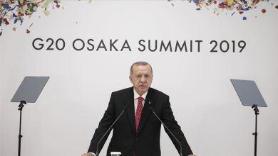 Photo of من قمة العشرين…أردوغان يكشف موعد استلام منظومة إس 400