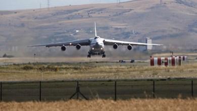 Photo of هبوط رابع طائرة عسكرية بمطار عسكري في أنقرة لتسليم إس-400