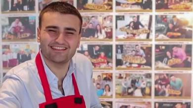 Photo of شاهد كيف استقبل الشيف بوراك صاحب الابتسامة العريضة في بيروت